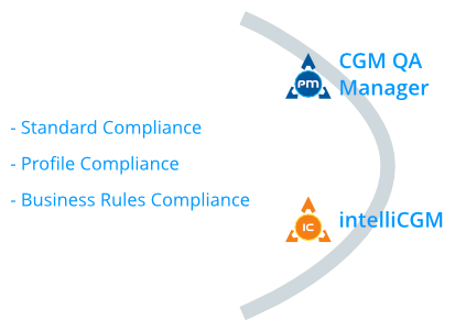 CGM QA Process Manager Flowchart